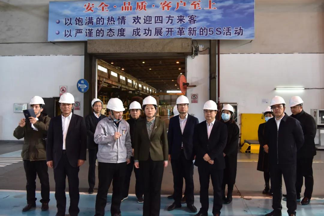 蒋敏、崔荣国带队检查安全生产、节前保供、